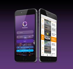 Pegasus - iPhone App