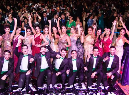 Baile da MED58 no Galpon Eventos