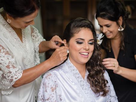 O penteado perfeito de acordo com o tipo de cabelo da noiva