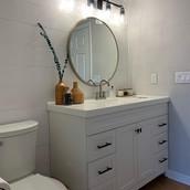 Bathroom Decor/Remodel After