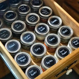 Spice Drawer After