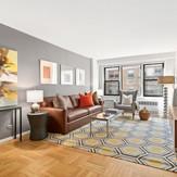 Midtown East Staged Living Room