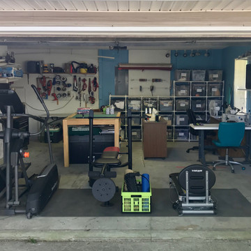 Garage Before/After Video