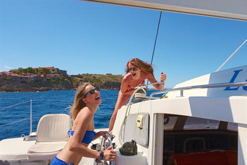 Argelès-sur-Mer catamaran Lodos