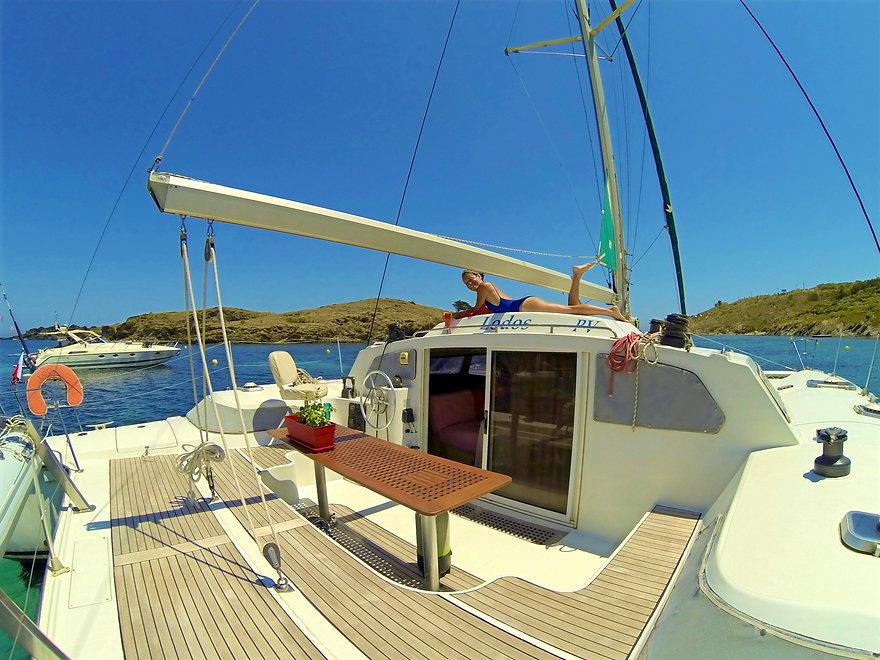 Catamaran Collioure