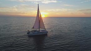 Un autre regard pour une sortie ou promenade en mer lodos catamaran saint Cyprien