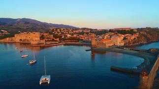Catamaran Collioure promenade en mer autrement avec lodos catamaran