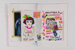 Sketchbook- Lily Vu