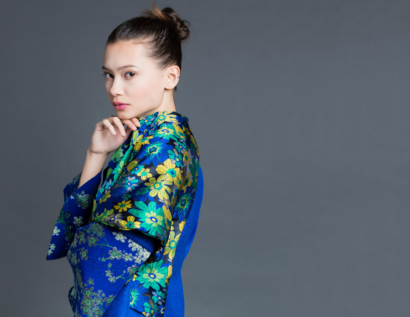 Styling: Lilly Vu Photographer: Mael G.Lagadec MUA: Melissa Szewc  Model: Layla @ The Agent  Collection: The Nguyen Dynasty by Lilly Vu at Atelier Lannaux