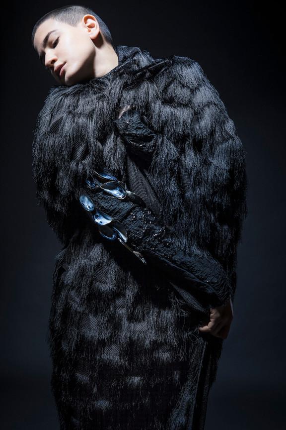 Model: Cecile @Flagmodels  Photographer: Mael G. Lagadec MUA: Melissa Szewc
