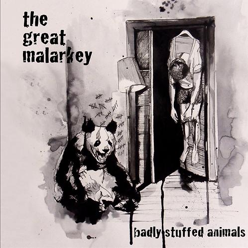 Badly Stuffed Animals CD