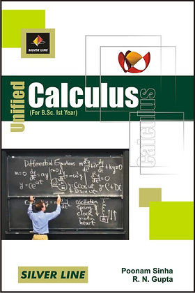 Unified Calculus (For B.Sc. 1st Year)