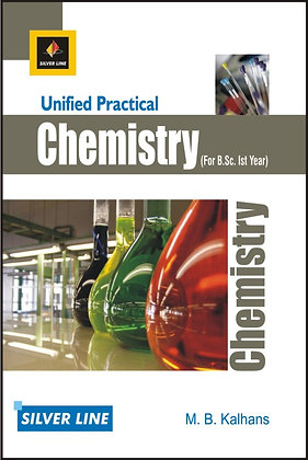 Unified Practical Chemistry (For B.Sc. 1st Year)