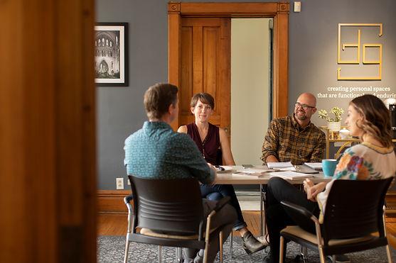 Spectrum Design Group - Team Meeting