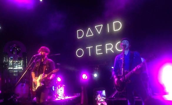DAVID OTERO Y SU MICROMAGIA