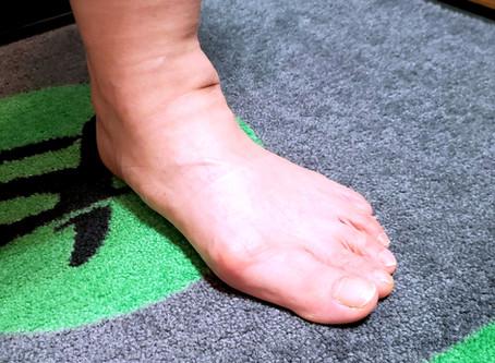 【痛い=靴が小さい】ではない!