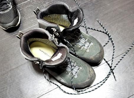 登山靴にも最高です