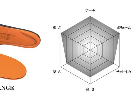 【オレンジ編】スーパーフィートの選び方