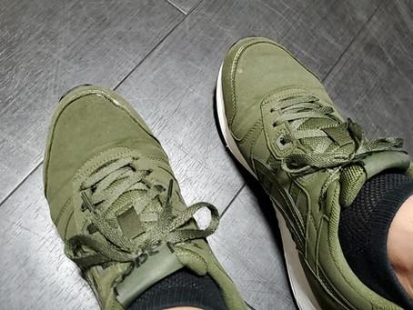 【靴のサイズ】と【足のサイズ】