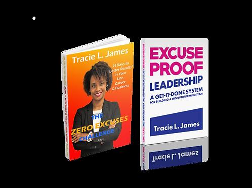 2 Book Package: EPL & Zero Excuses