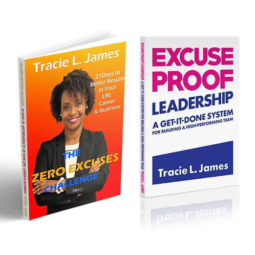 Excuse Proof Leadership & The Zero Excuses Challenge
