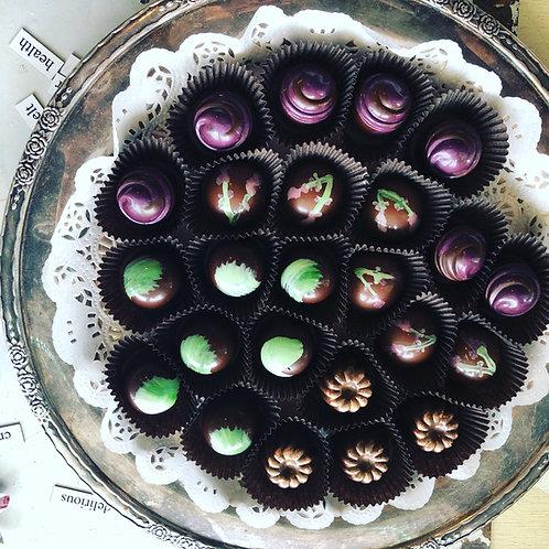Assorted Truffles-  16 piece