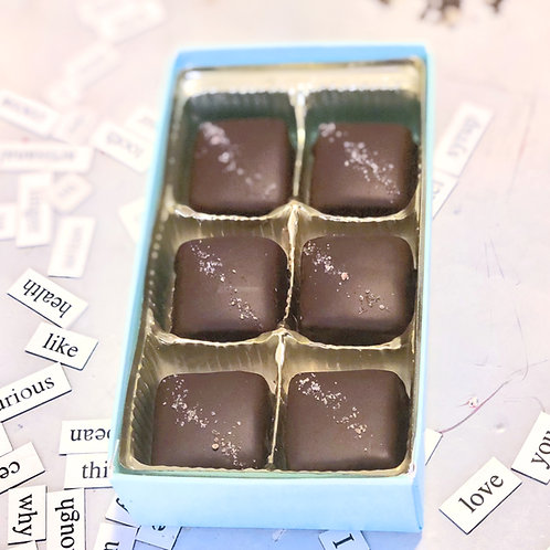 Assorted Caramels- 16 pieces