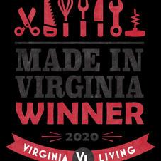 Virginia Living Magazine Award