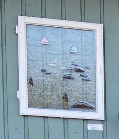 Fönster mot havet