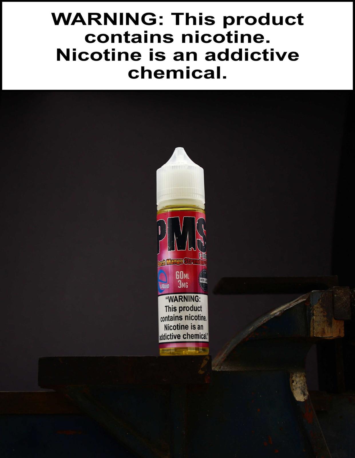 Current E Juice United States This Old Vape Shop Liquid Orange Mint Chiller 60ml Nic 3mg Pms