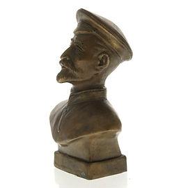 Felix Dzerzhinsky bronze bust 2.jpg
