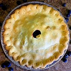 Bursting Blueberry