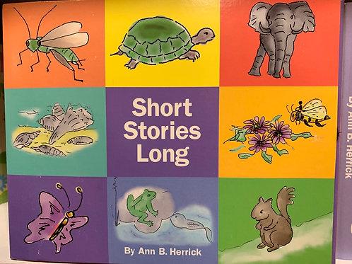 Short Stories Long 1