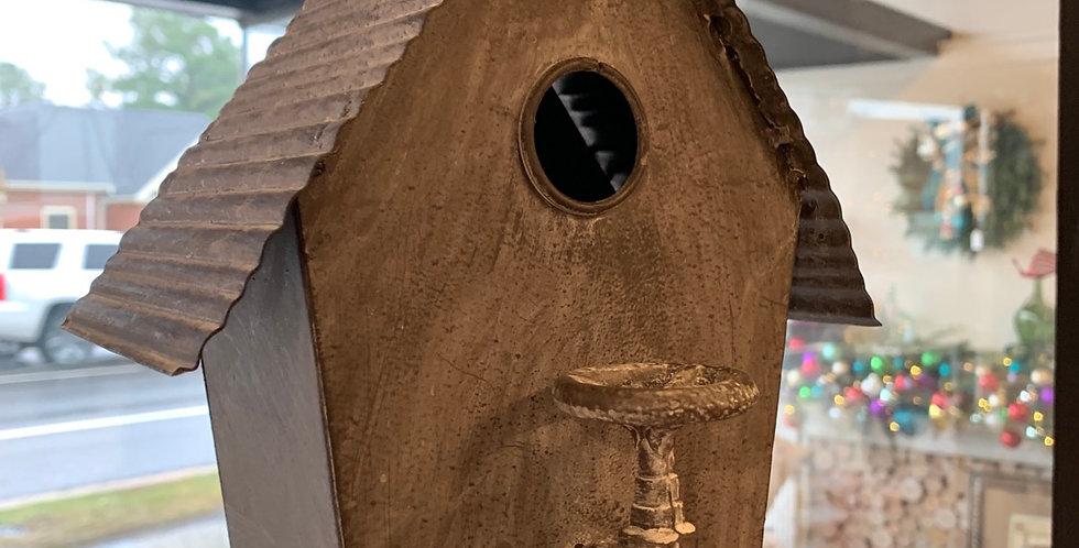 Garden Cottage Birdhouse