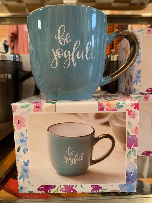 Mug Be Joyful