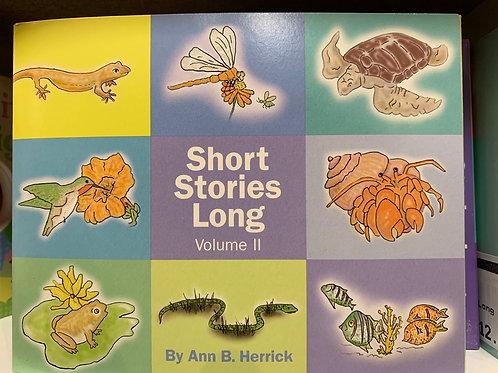 Short Stories Long  2