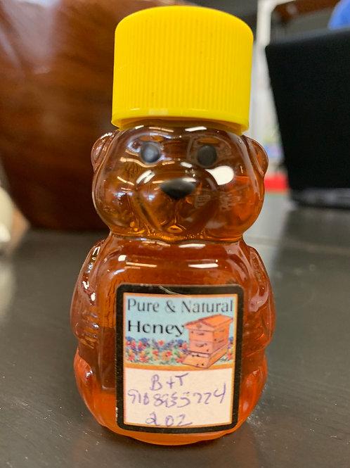 2 oz honey