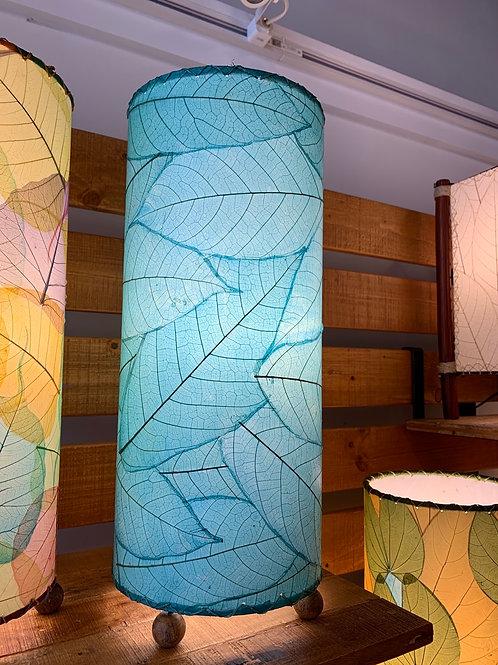 Eangee cocoa leaf cylinder lamp