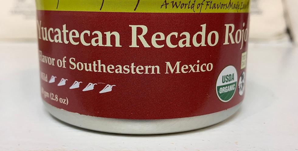 Yucatecan Recado Rojo