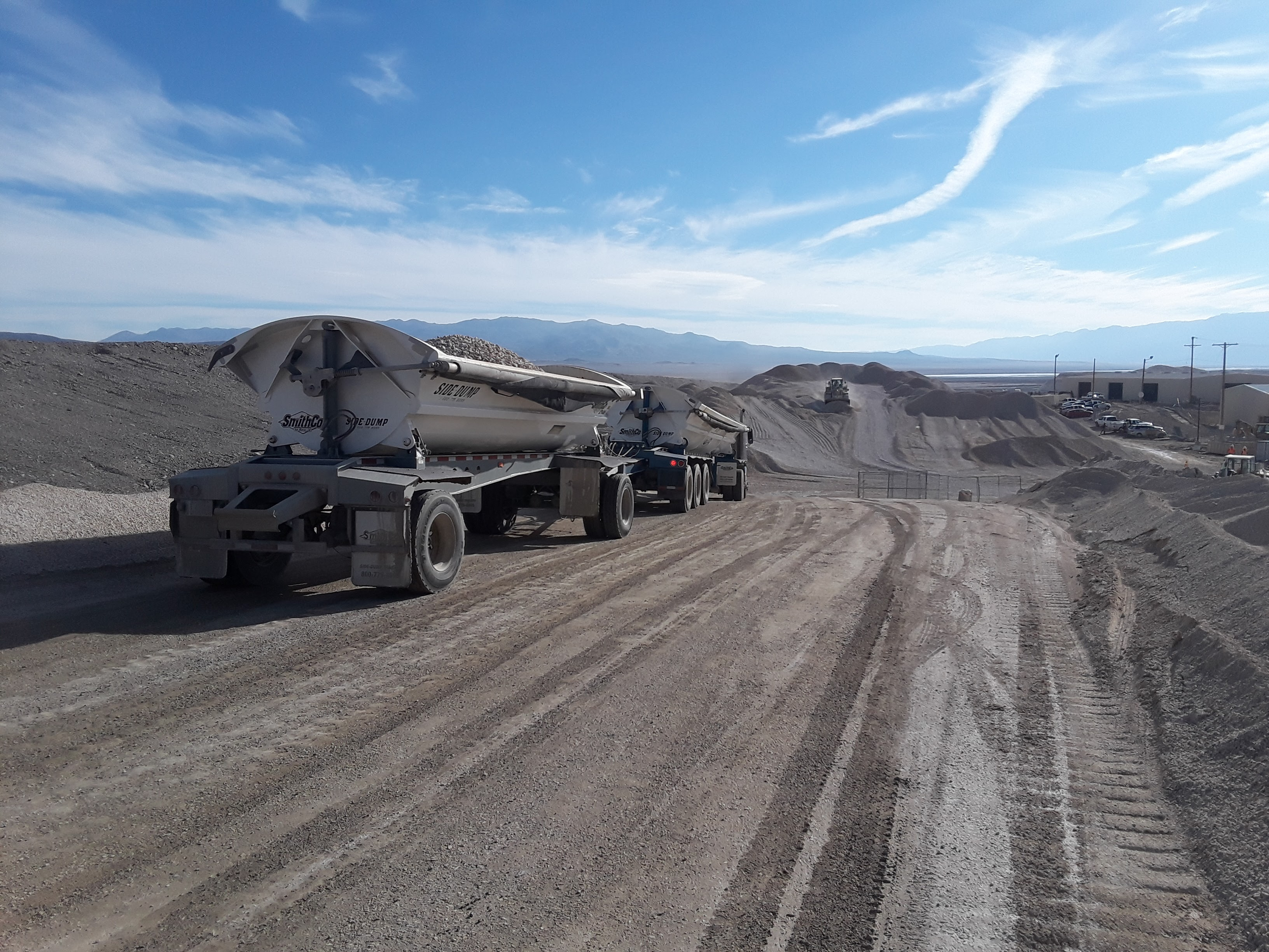 Owens Lake Dust Mitigation
