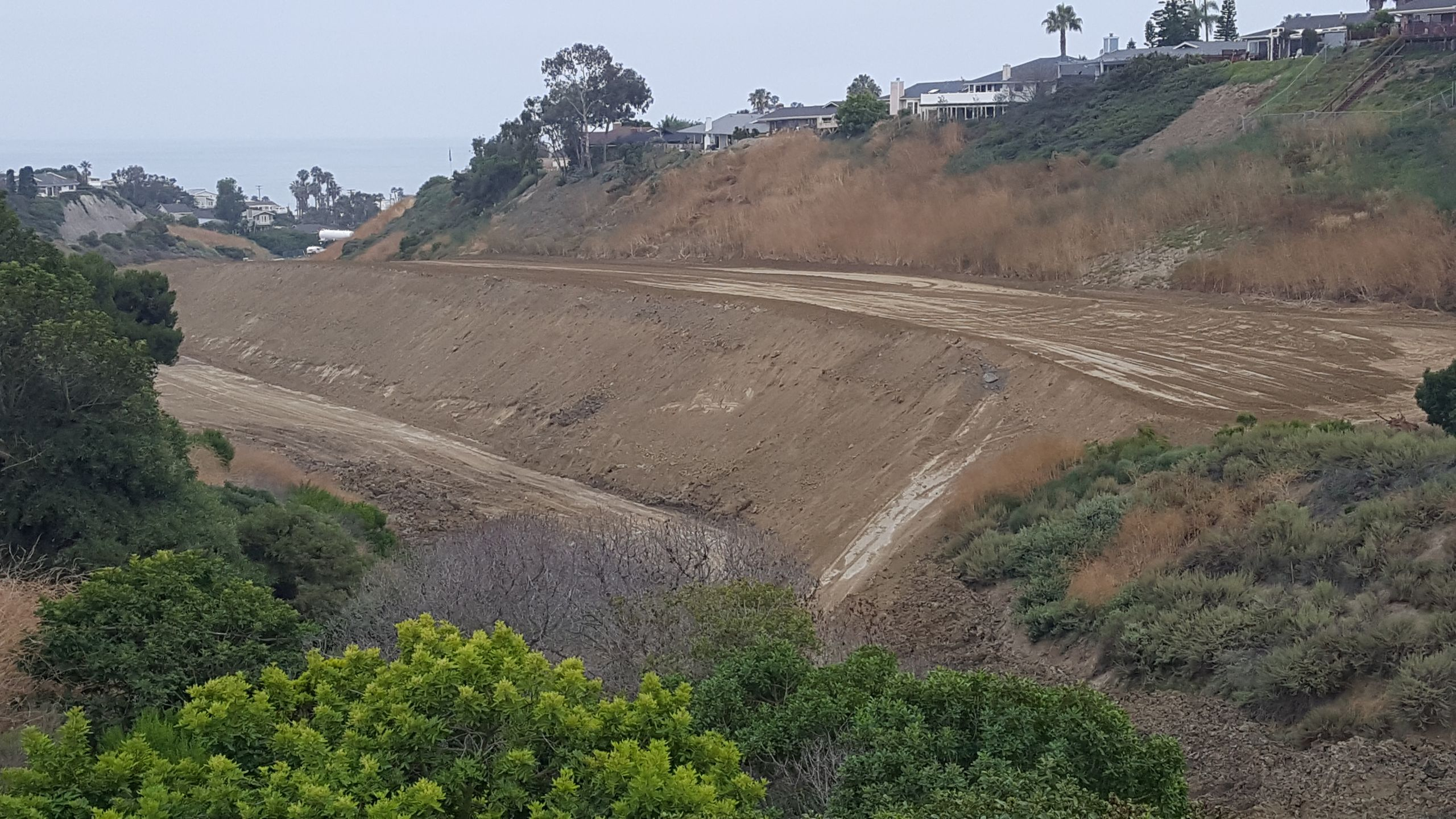 Via Ballena Landslide Repair