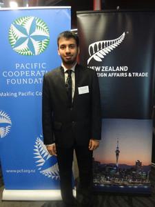 Mr. Durdamya Munibhargav at Foreign Affairs event in Auckland.jpg