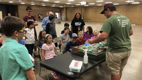 Moore County SNIP/Foodies learn About Water POLLUTION!
