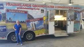 Rainwater Harvesting with Prairielands GCD.