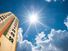 Sensação térmica pode ultrapassar os 45°C em algumas regiões paulistas