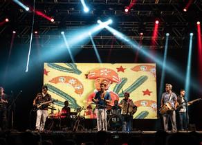 A banda Rastapé apresenta seu primeiro show presencial em formato Drive In