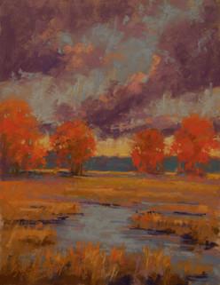 Fall Marsh Color