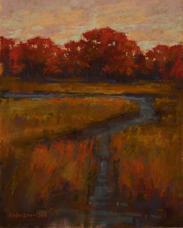 Late Fall in the Marsh
