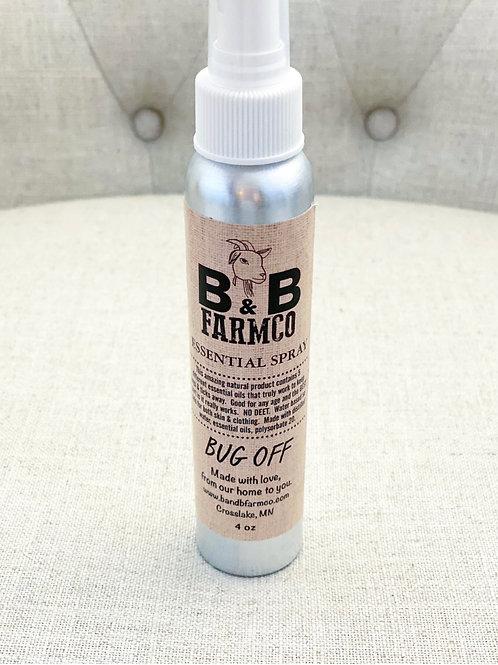 B & B Bug Spray