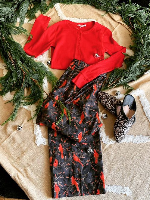Holiday Lounge pj Pant